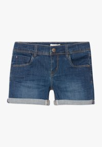 Name it - NKFSALLI - Denim shorts - dark blue - 0