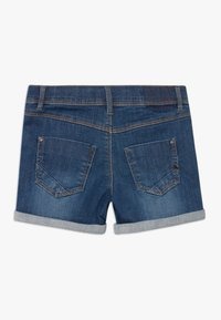 Name it - NKFSALLI - Denim shorts - dark blue - 1