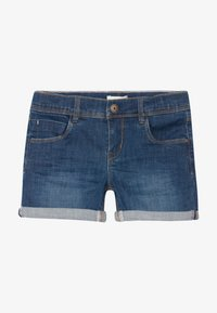 Name it - NKFSALLI - Denim shorts - dark blue - 2