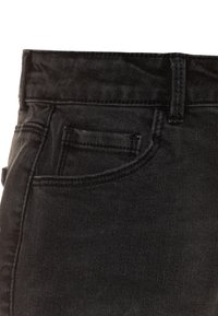 Name it - NKFRANDI  - Szorty jeansowe - black denim - 2