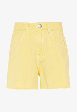 NKFRANDI  - Jeans Short / cowboy shorts - yellow iris