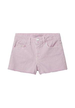 NKFRANDI  - Denim shorts - cradle pink