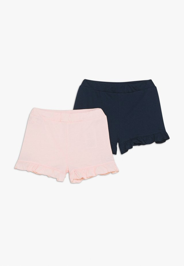 NMFVALBONA 2 PACK - Shortsit - dark sapphire/light pink