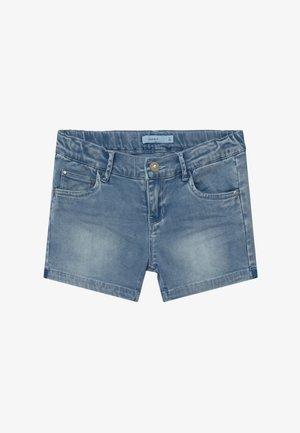 NKFSALLI - Short en jean - medium blue denim