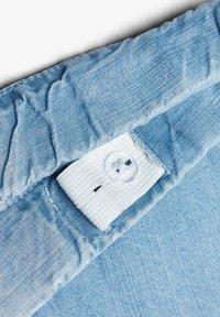 Name it - JEANSSHORTS LEICHTE - Jeansshort - light blue denim - 3