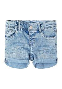 Name it - Jeansshort - light blue denim - 0
