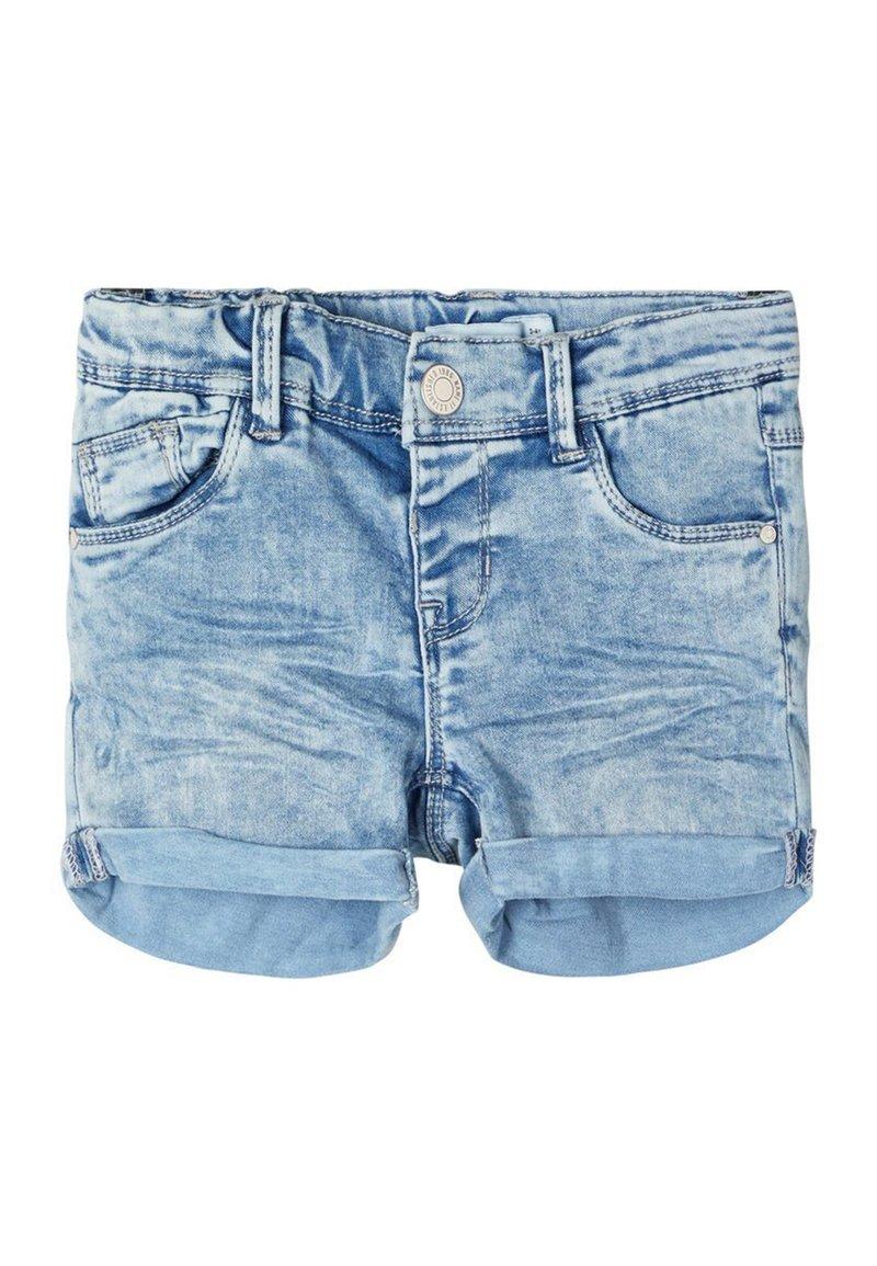 Name it - Jeansshort - light blue denim