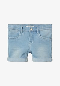 Name it - Jeansshort - light blue denim - 2