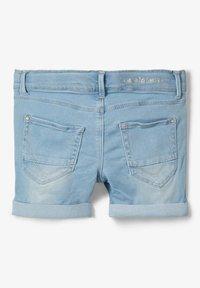 Name it - Jeansshort - light blue denim - 3