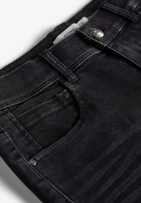 Name it - Jeansshort - black denim - 2