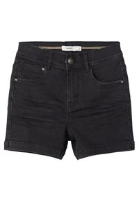 Name it - Jeansshort - black denim - 0