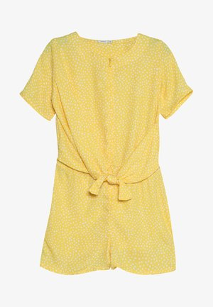 NKFBALUKKA SUIT EXCLUSIVE - Jumpsuit - primrose yellow