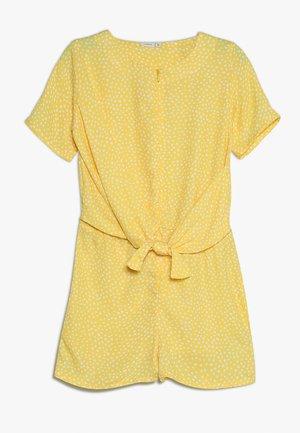 NKFBALUKKA SUIT EXCLUSIVE - Combinaison - primrose yellow