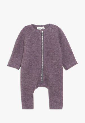 NBFWMINO SUIT - Jumpsuit - black plum