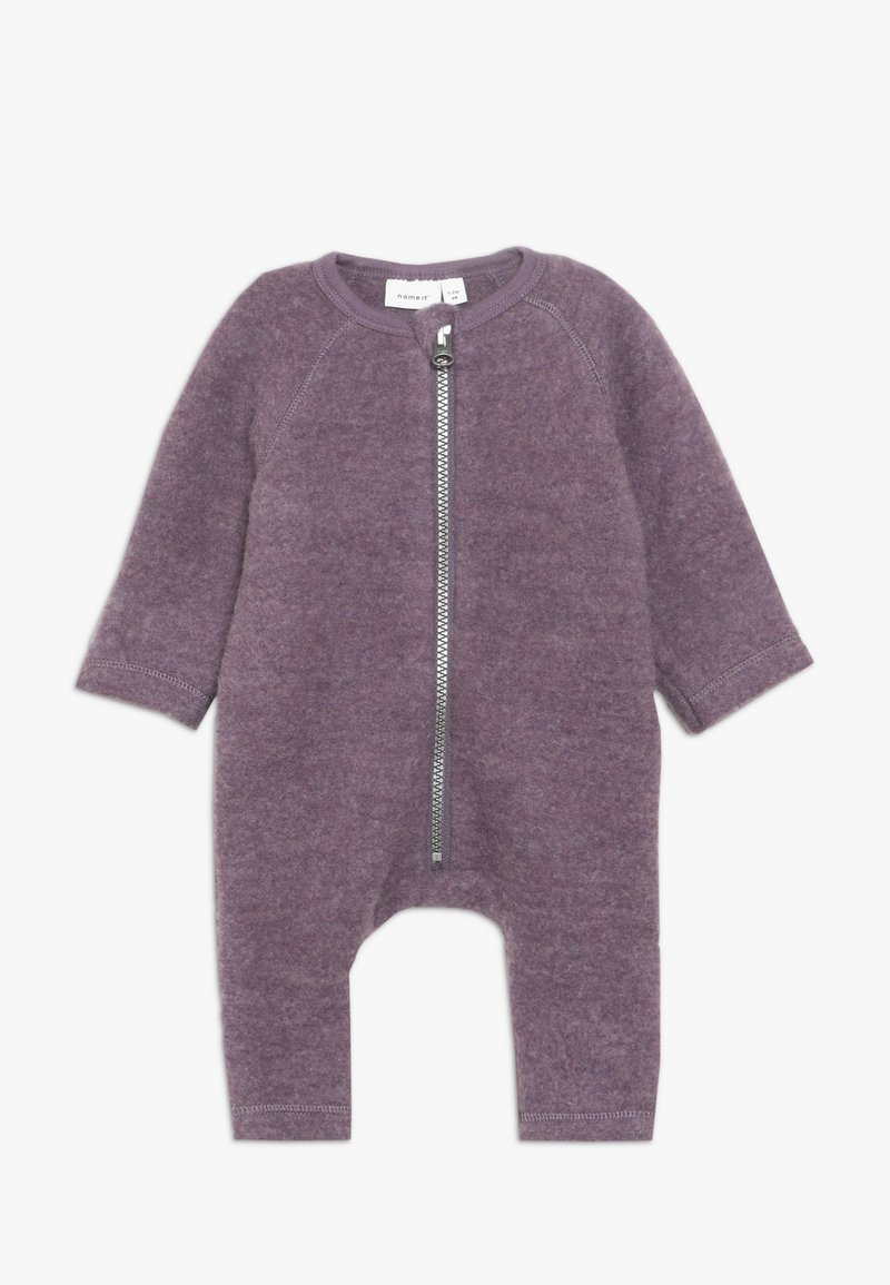 Name it - NBFWMINO SUIT - Overall / Jumpsuit - black plum