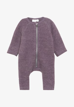NBFWMINO SUIT - Kombinezon - black plum
