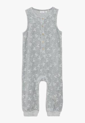 NBFNAIA SUIT - Strampler - grey melange