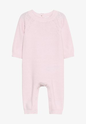 NBFOMULLE KNIT SUIT - Mono - barely pink