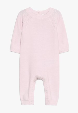 NBFOMULLE KNIT SUIT - Jumpsuit - barely pink