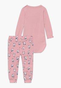 Name it - NBFTRACY BODY SET - Pantaloni - pink nectar - 2
