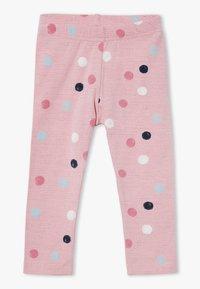 Name it - NBFBINTHA SET - Leggings - Trousers - dark sapphire - 2
