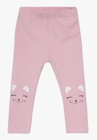 Name it - NBFBIBBI SET - Leggings - Trousers - pink nectar