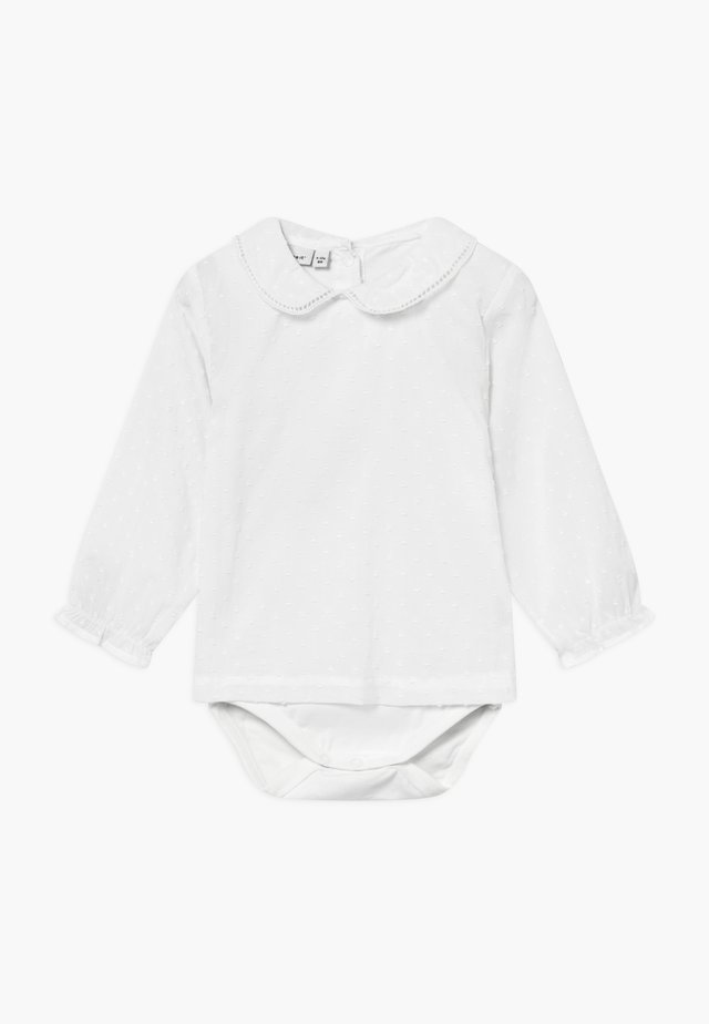 NBFDANIA - Overhemdblouse - bright white