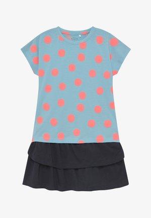 NKFVEGAS SET - A-line skirt - dream blue