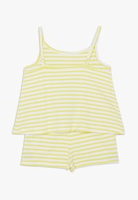 Name it - NMFJILL SHORT SUIT 2 PACK  - Mono - limelight/bright white - 2