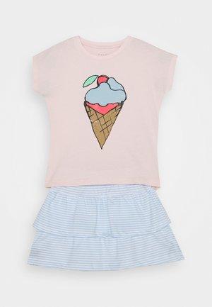NMFVIGEA SET - A-line skirt - potpourri