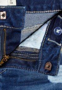 Name it - Denim skirt - dark blue denim - 3