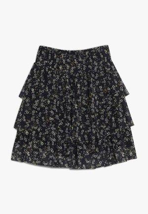 Áčková sukně - dark sapphire