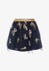 Name it - Minifalda - dark blue - 0