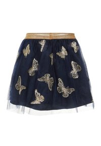 Name it - Minifalda - dark blue - 1
