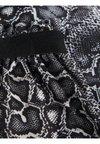 Name it - Veckad kjol - black