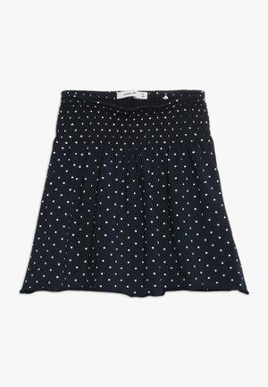 NKFKADIA SKIRT - A-line skirt - dark sapphire