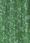 Name it - NKFLINA MIDI SKIRT - A-Linien-Rock - jolly green