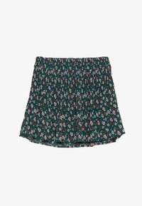Name it - NKFLIRI PLEAT SKIRT - Falda plisada - green gables - 2