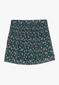 Name it - NKFLIRI PLEAT SKIRT - Falda plisada - green gables - 1