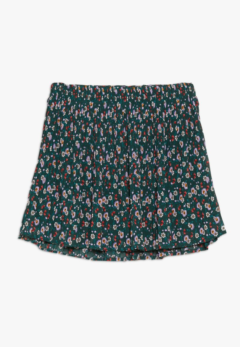 Name it - NKFLIRI PLEAT SKIRT - Falda plisada - green gables