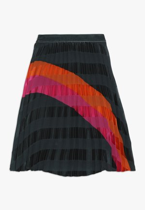 NKFNAMILLE LONG SKIRT - A-line skirt - green gables