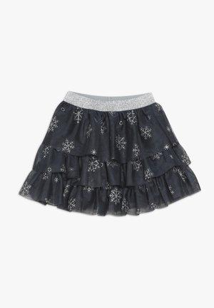 FROZEN - A-line skirt - dark sapphire