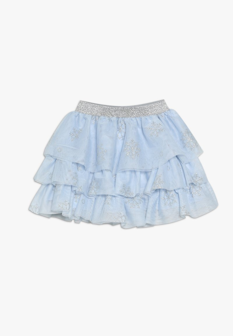 Name it - FROZEN - Falda acampanada - cashmere blue