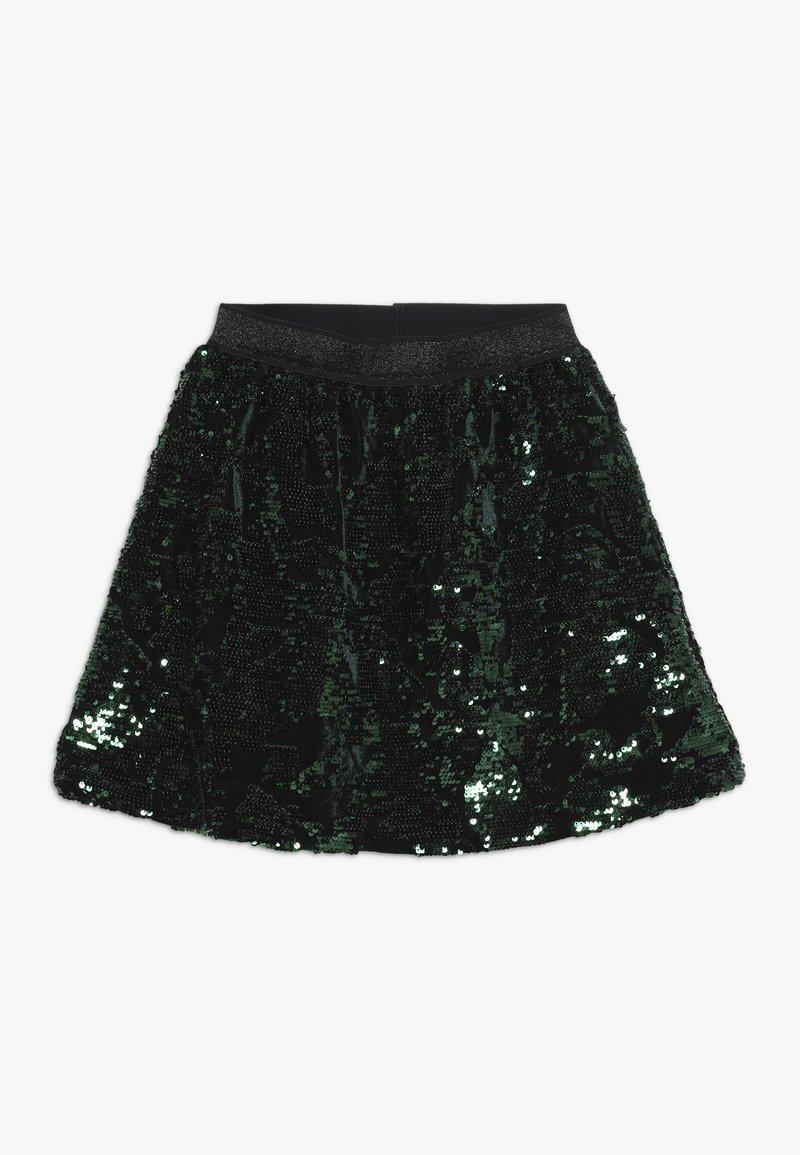 Name it - NKFRUNA SKIRT - Mini skirts  - green gables
