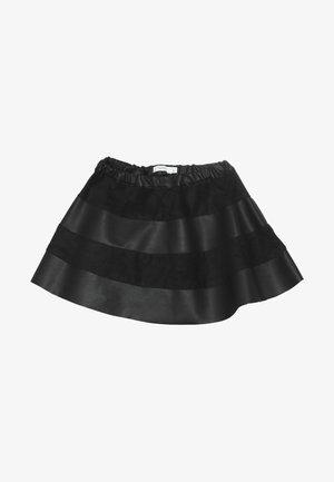 NKFSHANNON SKIRT - Áčková sukně - black
