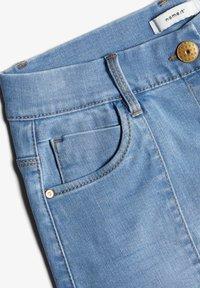 Name it - Spódnica jeansowa - medium blue denim - 3