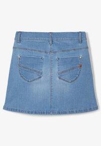 Name it - Spódnica jeansowa - medium blue denim - 2