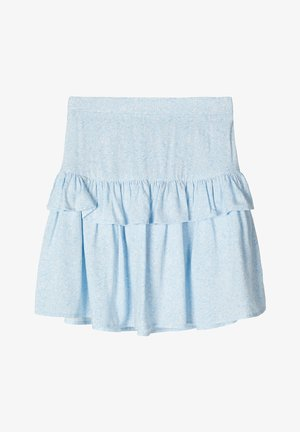A-line skirt - dream blue