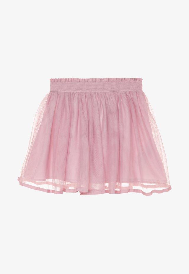 NMFFABIENNE SKIRT - Minihame - pink nectar