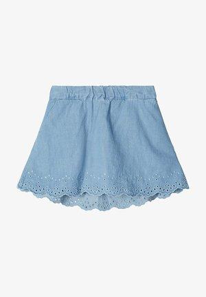 ROCK JEANS - A-line skirt - light blue denim